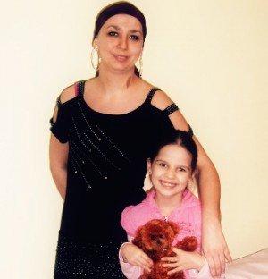 magda z córką