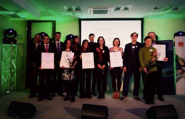 gala konkursu poznaj e-wolontariat
