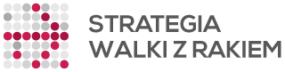 Strategia walki z rakiem - logo
