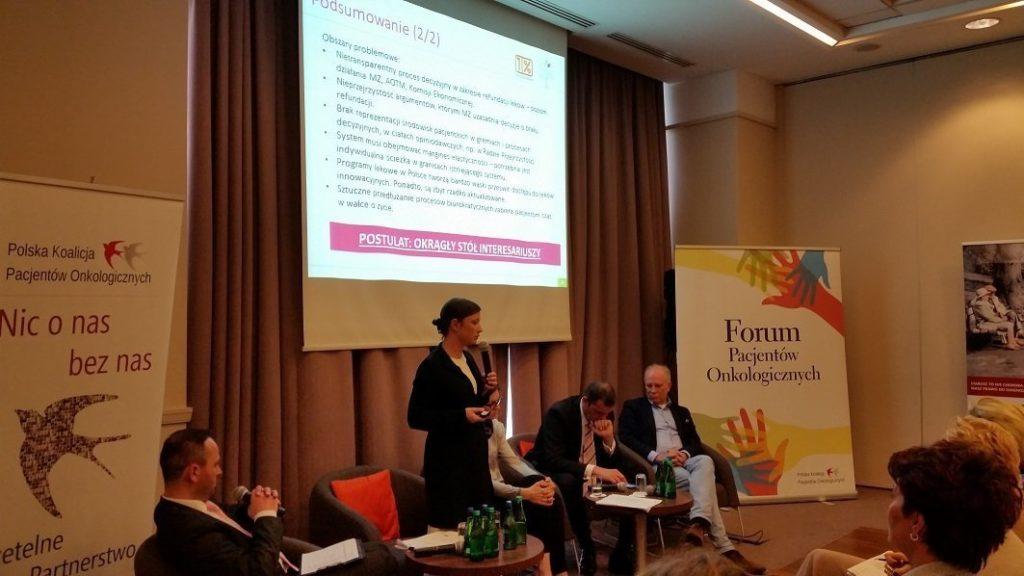 iv forum pacjentów onkologicznych