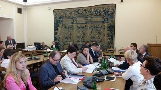 posiedzenie komisji zdrowia