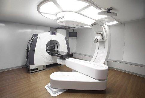urządzenie do radioterapii protonowej