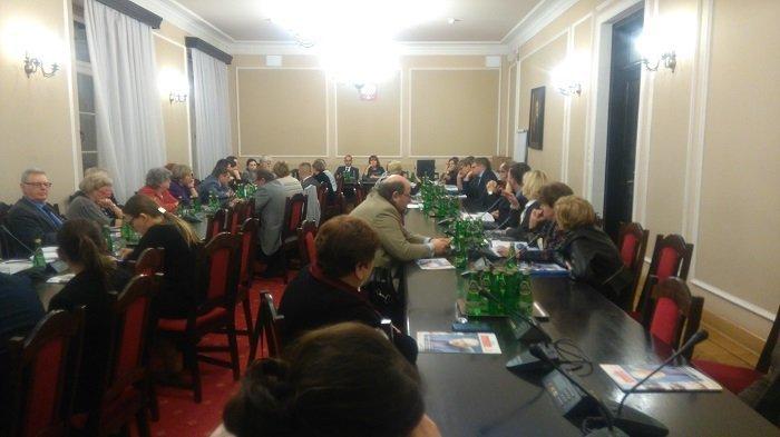 posiedzenie komisji polityki senioralnej