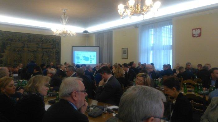 posiedzenie sejmowych Komisji: Zdrowia, Gospodarki i Samorządu Terytorialnego