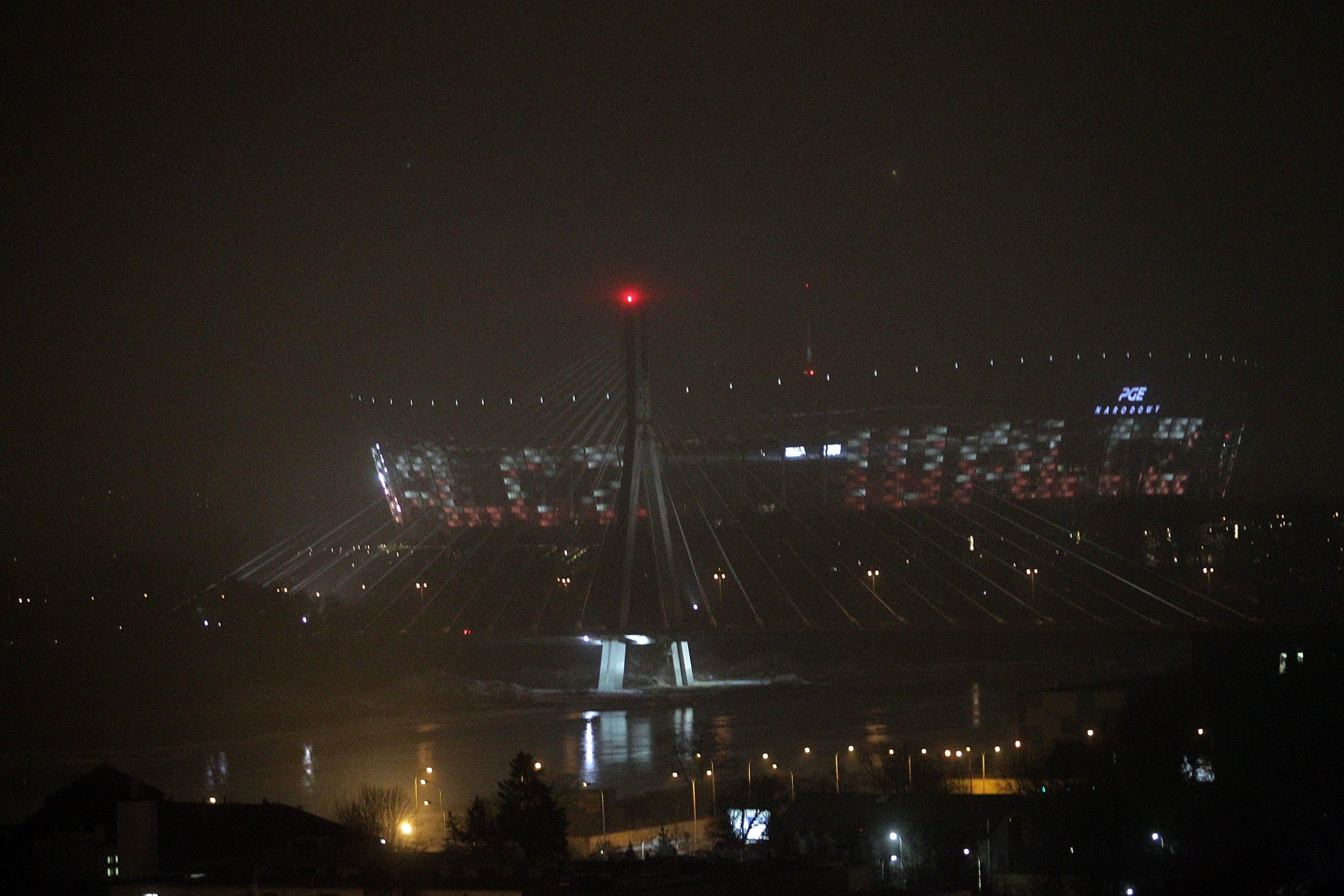 stadion narodowy hasło walcz