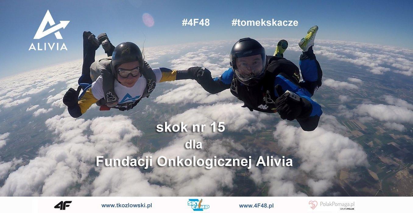 skydiving skok ze spadochronem 4f48
