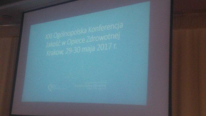 konferencja o jakości w opiece zdrowotnej