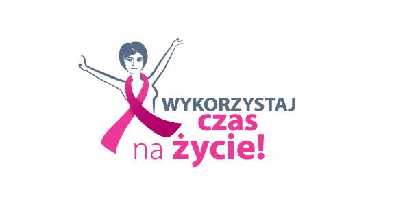 logo kampanii wykorzystaj czas na życie