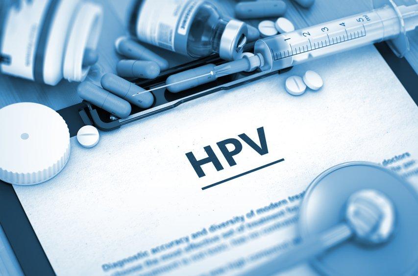 ilustracja diagnozy wirusa hpv