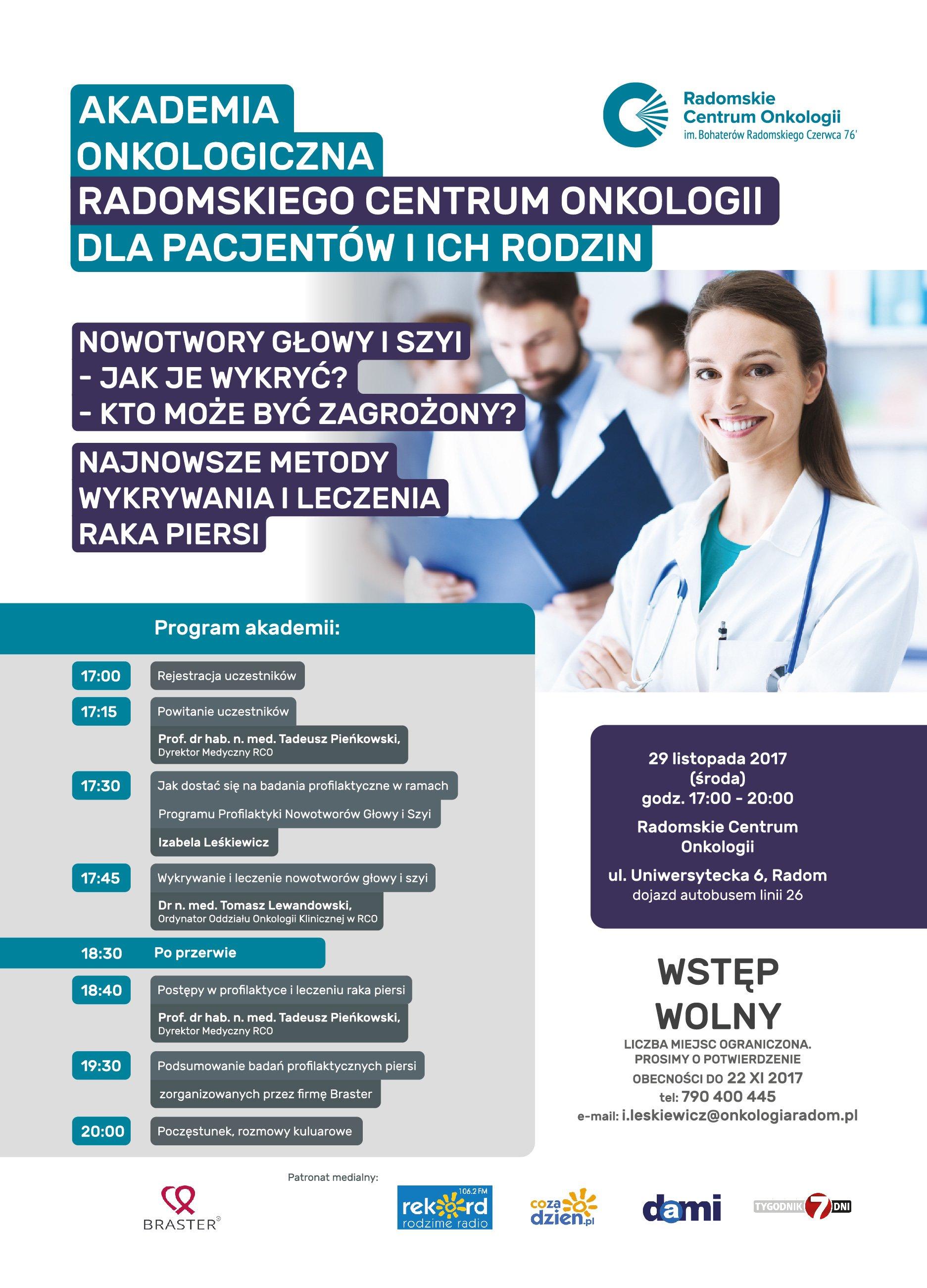 akademia onkologiczna