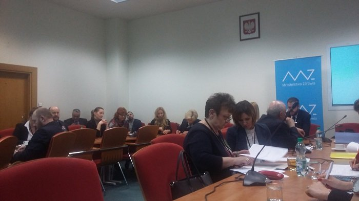 konferencja w ministerstwie