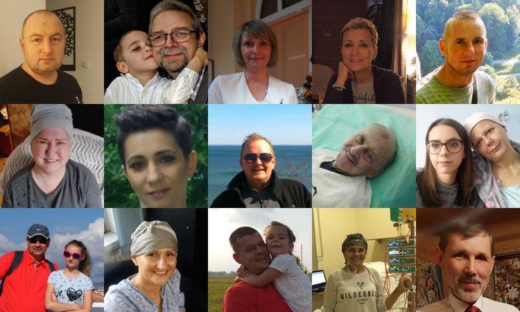 podopieczni fundacji onkologicznej alivia