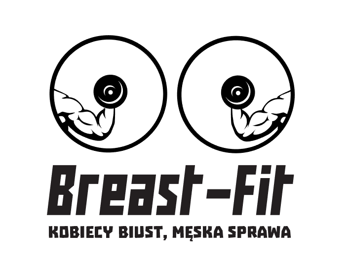 logo kampanii breastfit