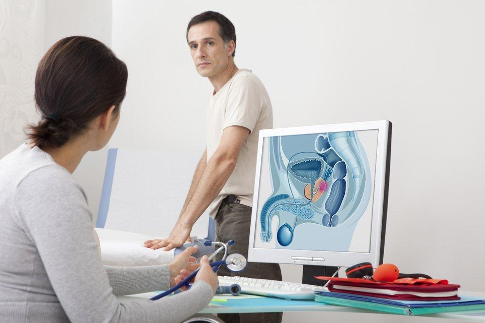 prostata objawy zdjecia