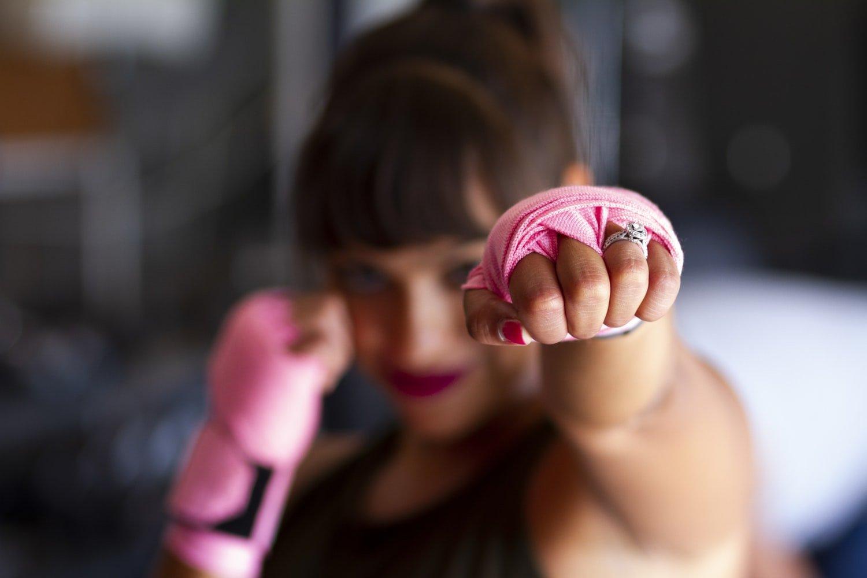 walka z rakiem piersi