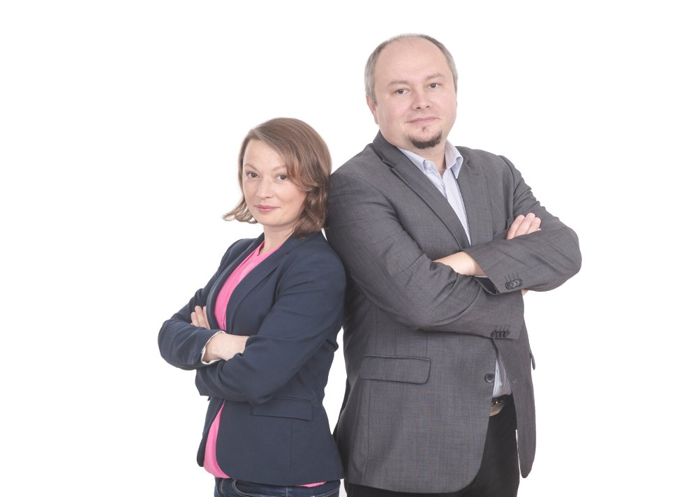 Agata i Bartek Polińscy
