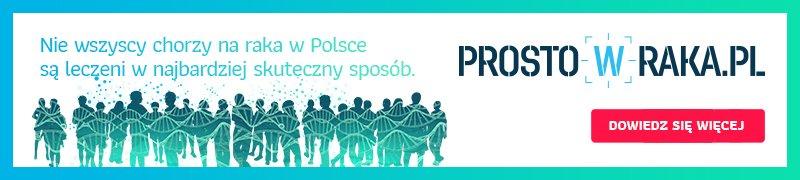 Nie wszyscy chorzy na raka w Polsce są leczeni w najbardziej skuteczny sposób. Prostowraka.pl, dowiedz się więcej.